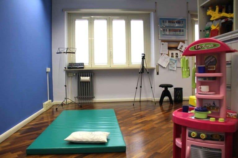 Laboratorio Logopedico Pediatrico
