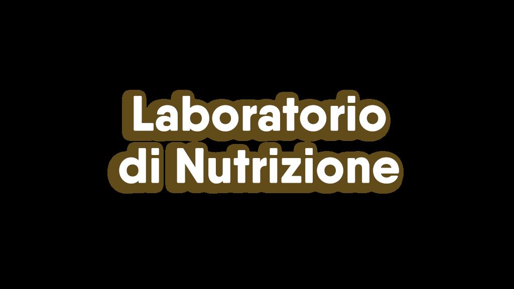 Laboratorio-di nutrizione