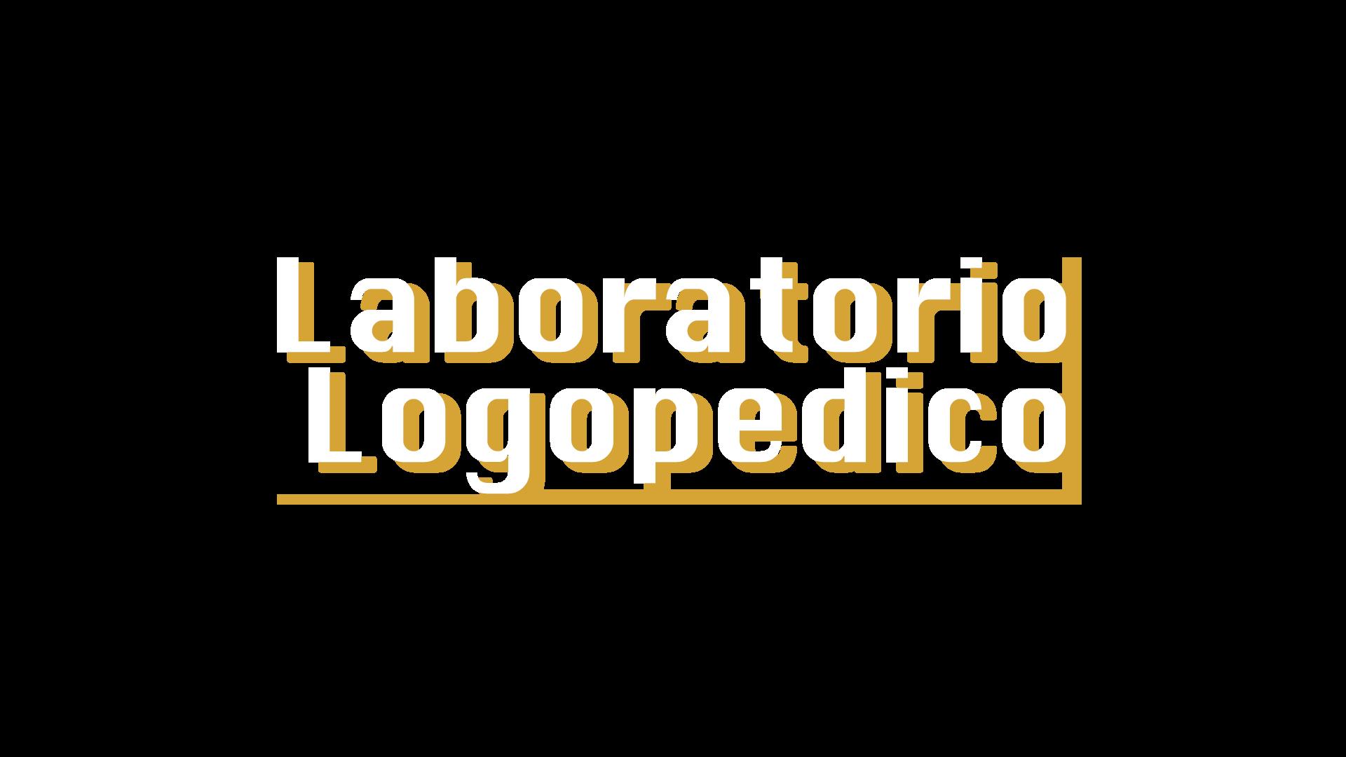 laboratorio Logopedico