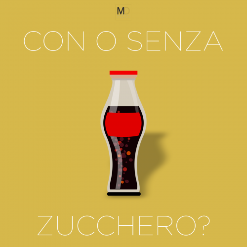 Coca con o senza zucchero